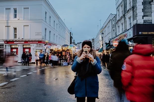 Photography London Portobello Market