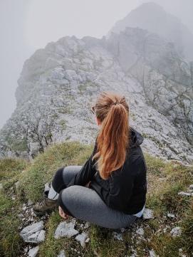 Ennskrax Gipfelkreuz Kleinarl
