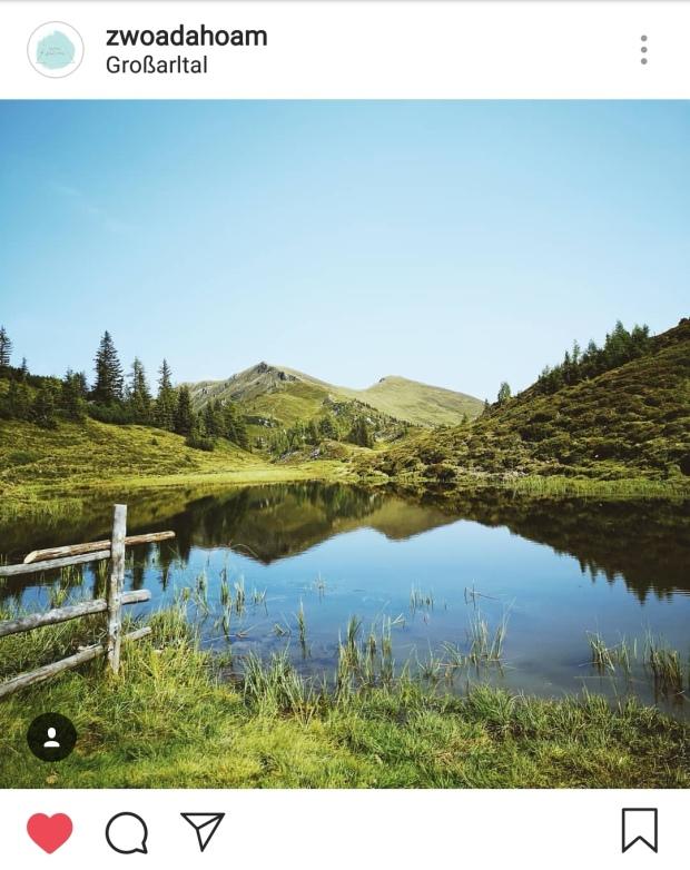 Instagram - Wanderung