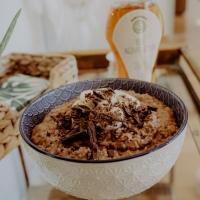 Frühstück Dahoam: Schokoladen Porridge