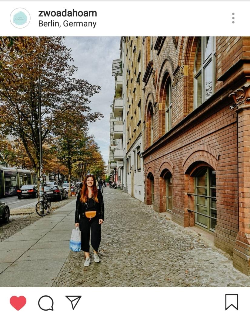 Instagram Zwoa Dahoam Berlin