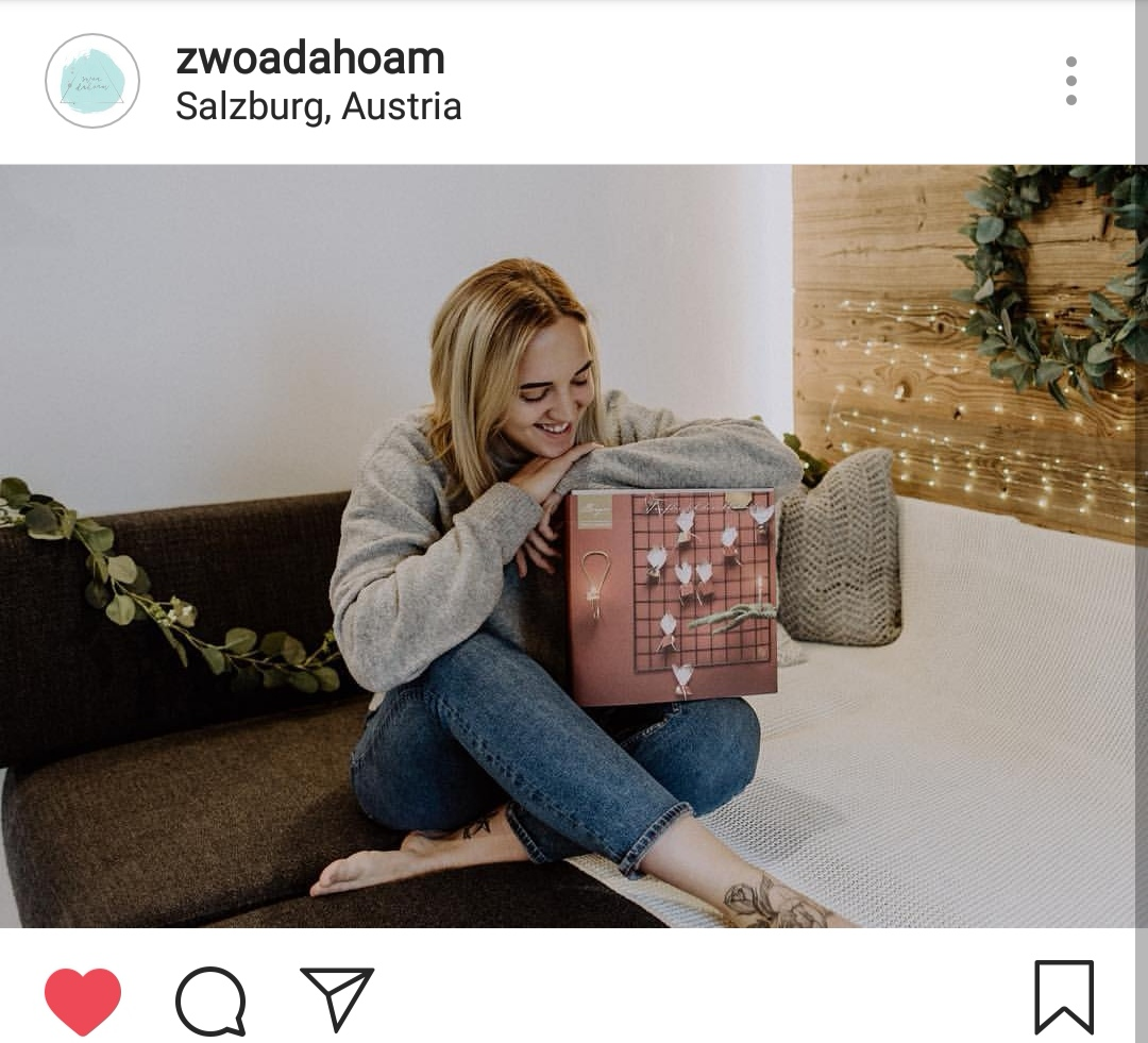 Instagram-Adventkalender