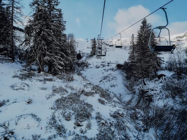 Skigebiet Grossarltal
