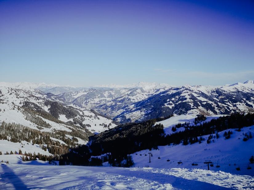 Skigebiet Grossarltal-Dorfgastein